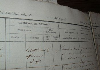 Genealogical Records Destroyed by Italy's Earthquake